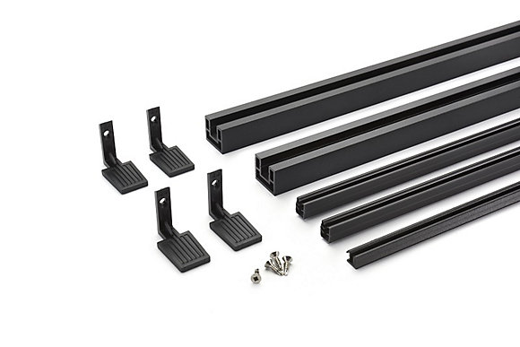 "Picture of 36"" Mesh Rail Vertical Cut Kit - Horizontal"