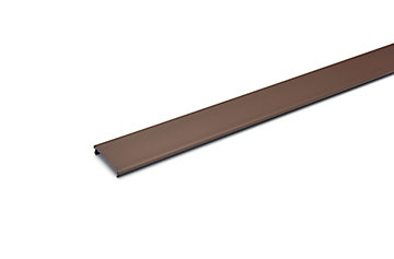 Picture of Trex Transcend® Blank Baluster Spacer in Fire Pit