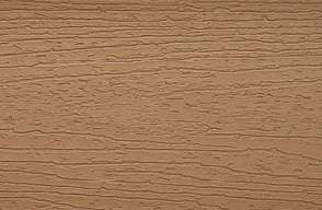 Muster Trex Transcend Fascia aus Verbundmaterial in Beach Dune