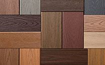 Trex Decking Colors >> Decking Railing Options Styles Trex