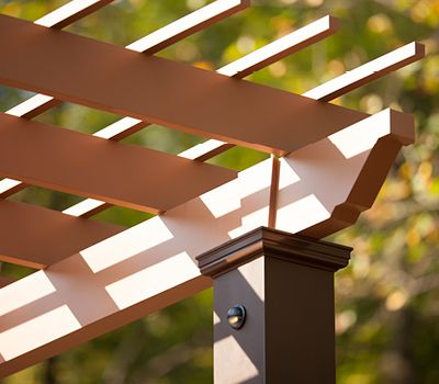 trex deck lighting. Adding Deck Lighting To Features Like A Pergola Increase The Functionality Of Your Composite Trex N