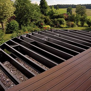 Awesome Trex Elevations Steel Deck Framing Enables Longer Spans And Fewer Posts For  Unobstructed Views