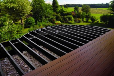 Deck Framing Under Deck Drainage Systems Trex