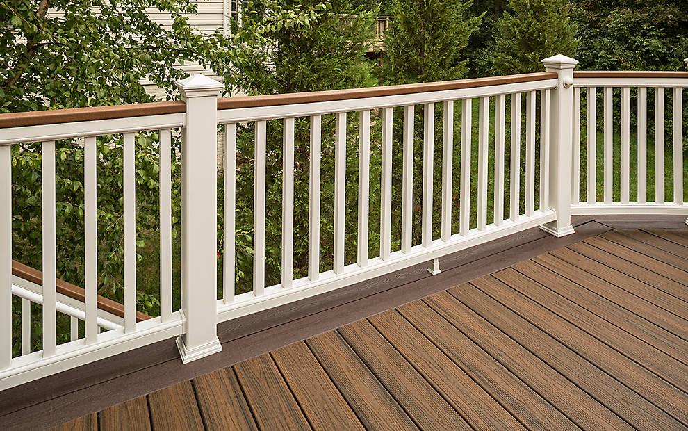 Trex Transcend 174 Composite Deck Railing Trex