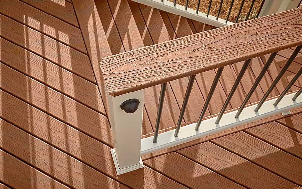 Trex Transcend® Composite Deck Railing | Trex on deck roof lighting ideas, deck railing lighting systems, deck with lighting, deck porch lighting, under deck ideas, deck railing led lighting, led deck lighting ideas, deck and patio lighting ideas, wood deck lighting ideas, boat deck lighting ideas, outdoor deck lighting ideas, deck post lights, deck lighting houzz, deck post lighting ideas, deck under railing led lights, solar deck lighting ideas, deck lighting ideas string, deck rope lighting ideas, deck railing lighting fixtures, cheap deck lighting ideas,
