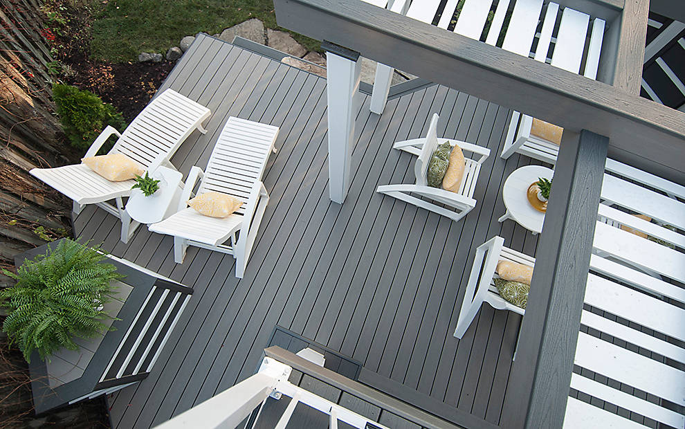 Shenandoah Deck Design Ideas U0026 Photos | Trex