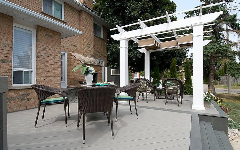 Small Deck Design Ideas Amp Photos Trex