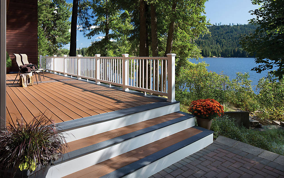 Trex Select 174 Decking Amp Railing For Decking Composite