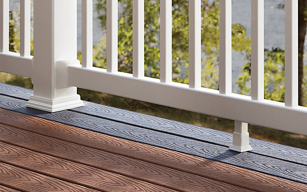 Trex Select® Decking & Railing for Decking Composite
