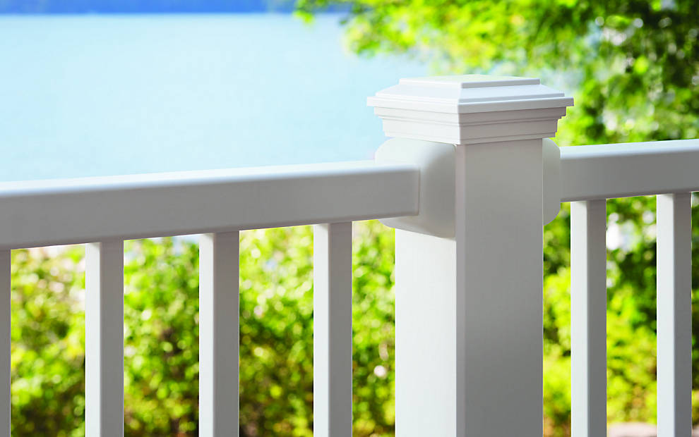 Trex Select® Decking & Railing for Decking Composite ...