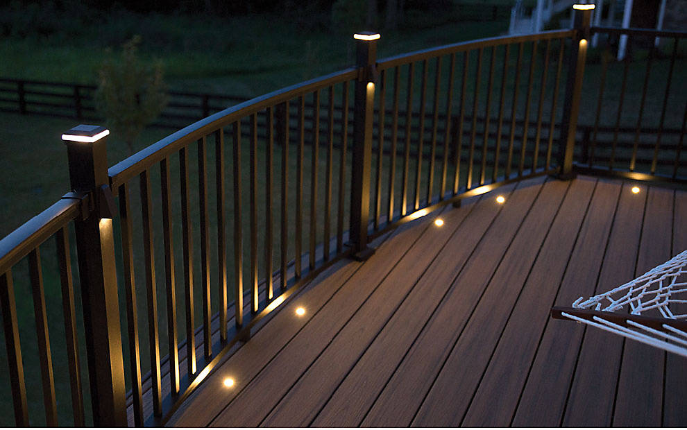 Trex Signature Railing Great For Outdoor Deck Hand Railing Trex