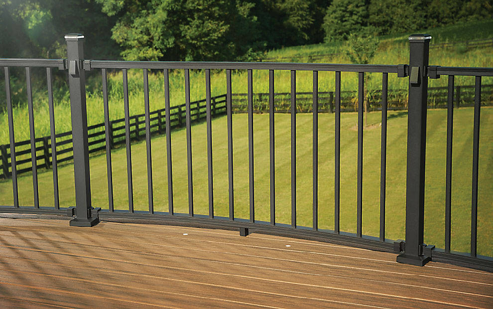 Trex Signature Railing Great For Outdoor Amp Deck Hand