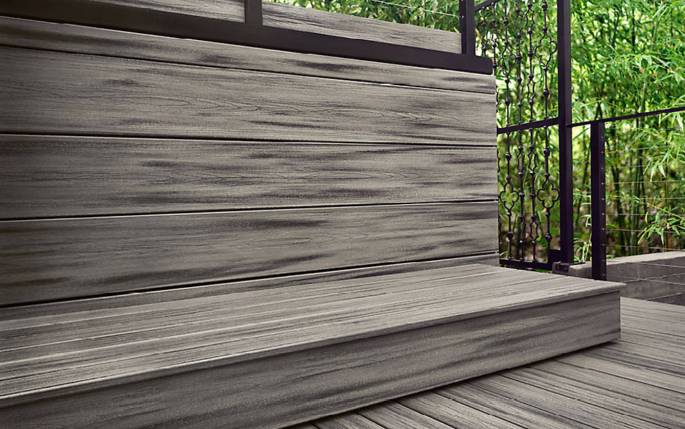 Trex Decking Colors >> Trex® Fascia Boards - The Finishing Touches For Any Deck | Trex