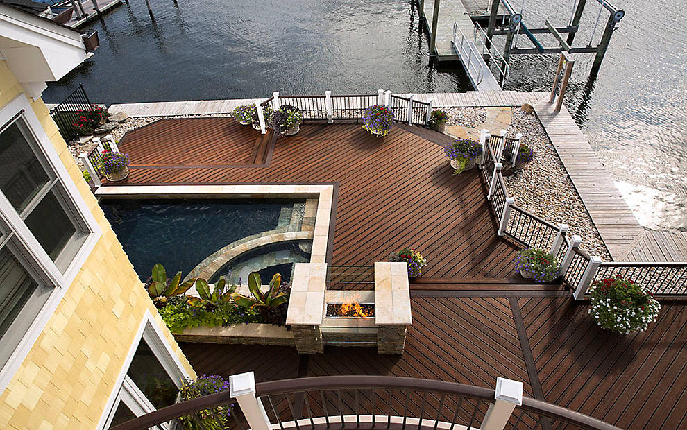 Deck Designs | Decking Ideas & Pictures | Patio Designs | Trex