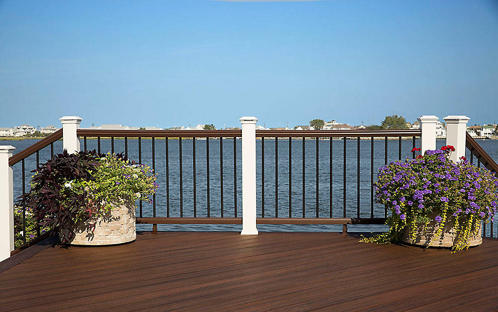 Deck Railing Ideas | Railing Designs & Pictures | Trex