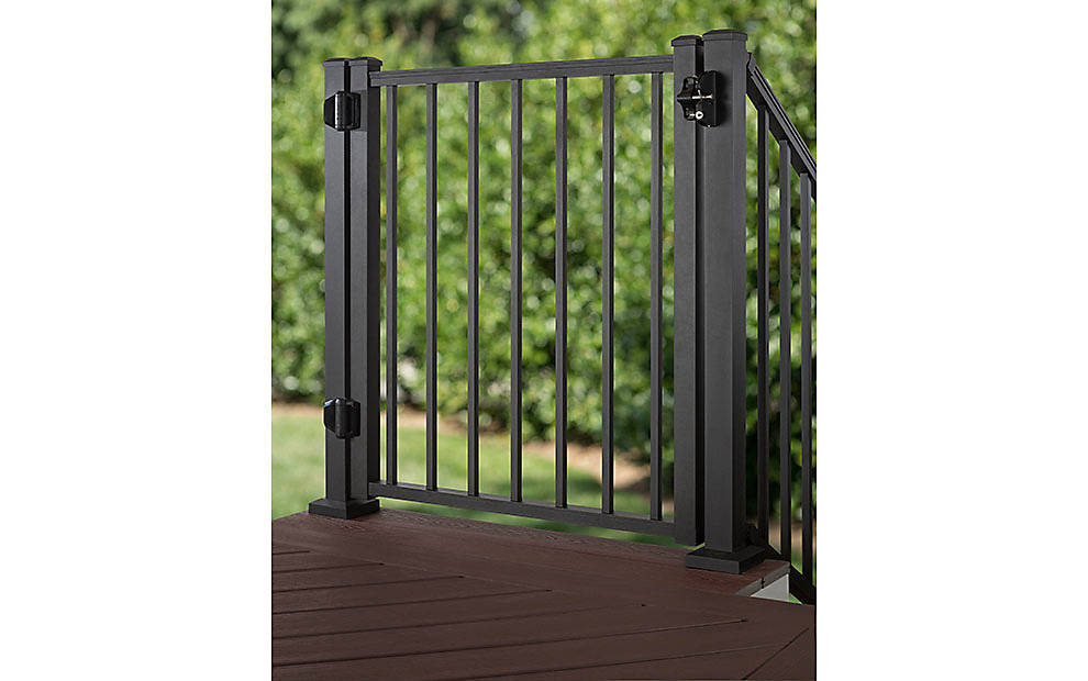 Deck Gates Aluminum Outdoor Gates Trex