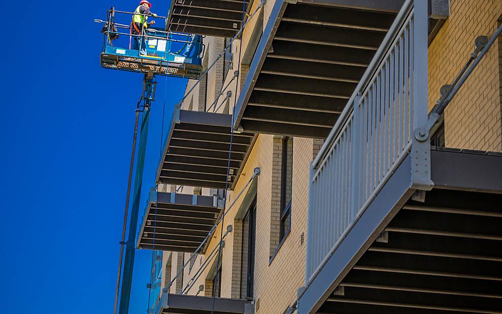 Photo Gallery Of Trex Elevations Steel Deck Framing