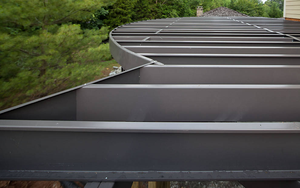 Photo Gallery Of Trex Elevations Steel Deck Framing