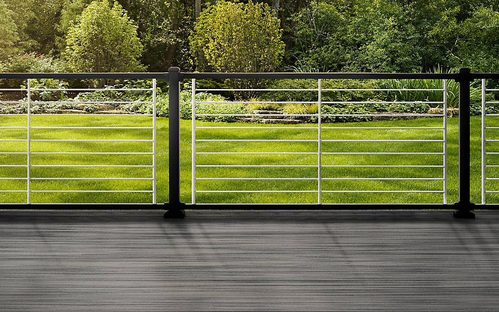 Trex Signature Railing - Great for Outdoor & Deck Hand