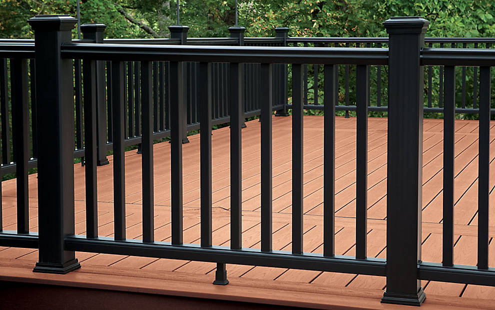 Deck Railing Ideas Railing Designs Amp Pictures Trex