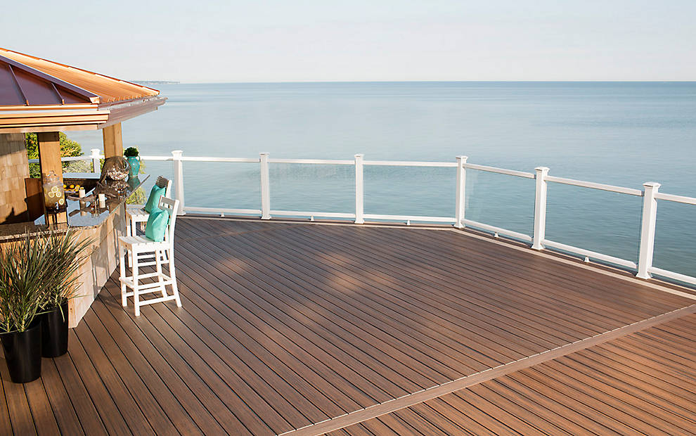 Coastal Deck Design Ideas Amp Photos Trex