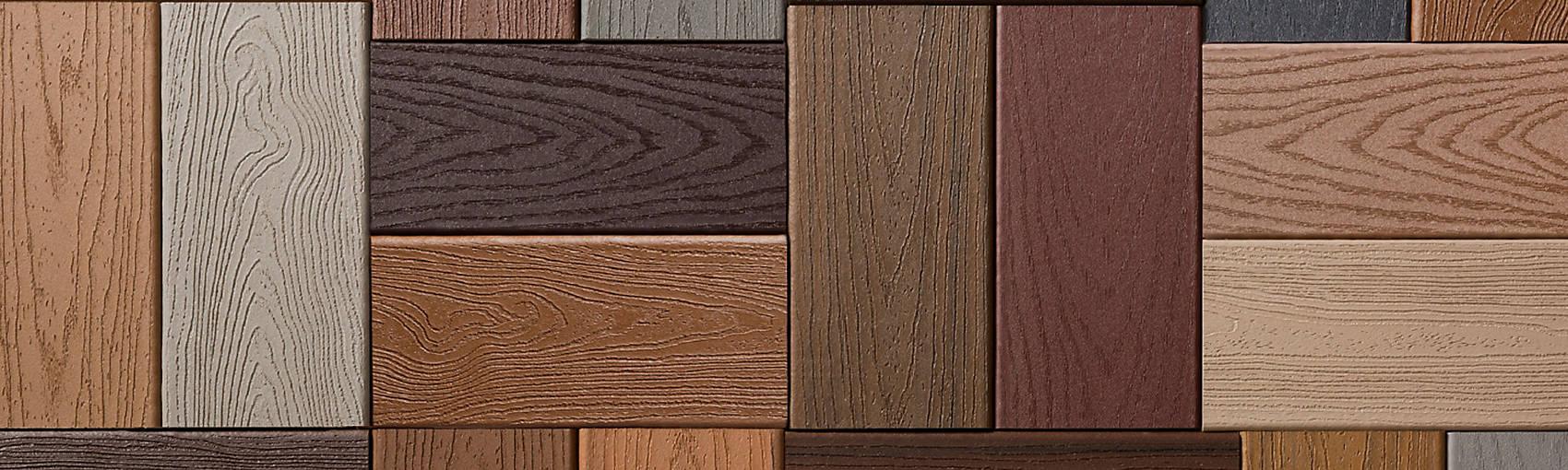 Delightful Composite Decking | Composite Deck Materials | Trex