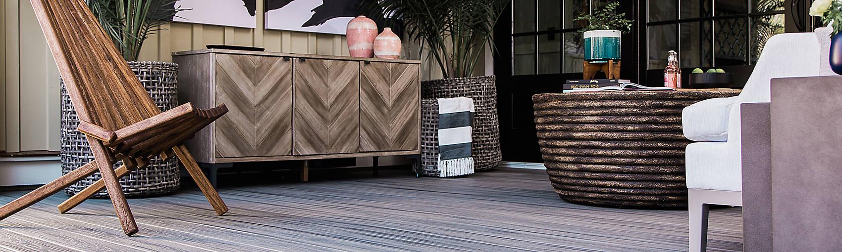 Composite Decking Composite Deck Materials