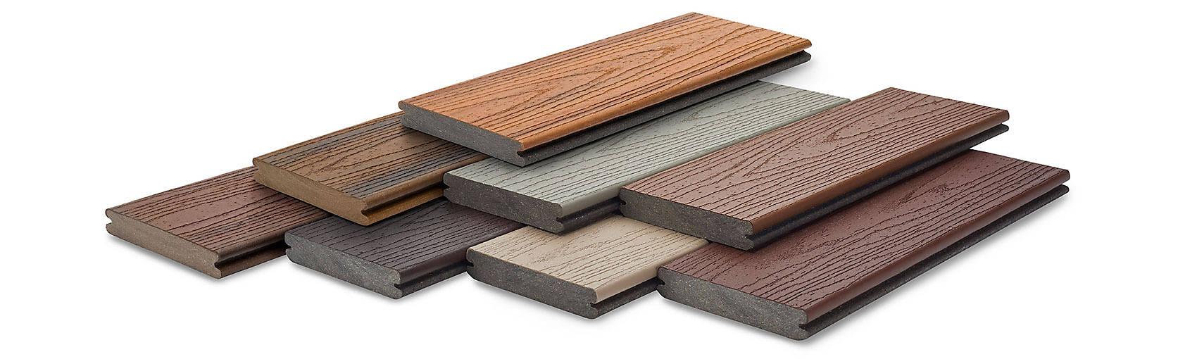 Composite Decking | Composite Deck Materials | Trex
