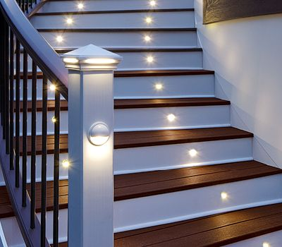 Led landscape lighting outdoor pathlights well lights spotlights inspiring designs aloadofball Image collections