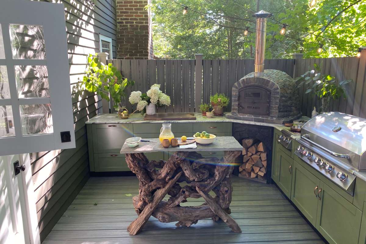 Things To Consider When Building An Outdoor Kitchen Trex
