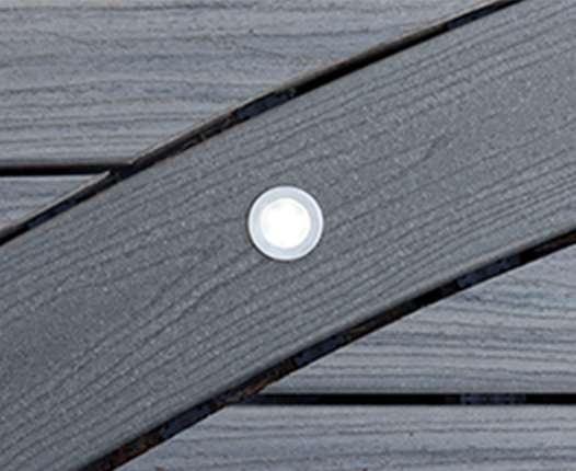 Recessed Deck Light