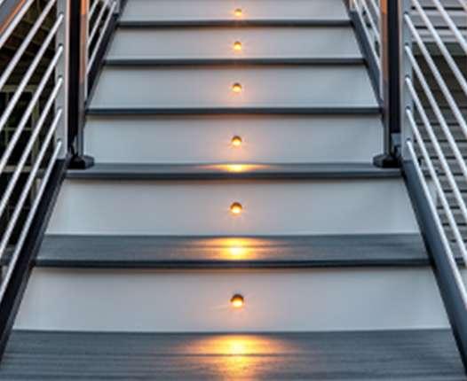 Stair Riser Light