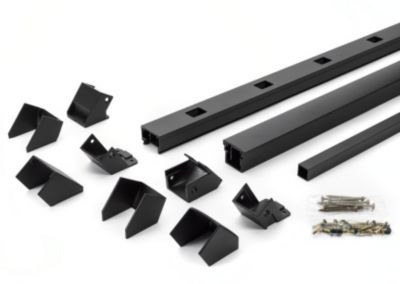 Trex® Signature™ aluminum rail and baluster kit