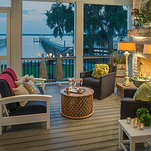 Trex S Gallery Of Porch And Patio Designs Will Inspire You To Create Your Ideal Outdoor Living