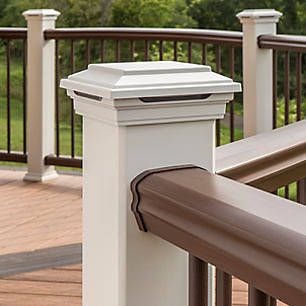 deck railing designs ideas - Ideas For Deck Design