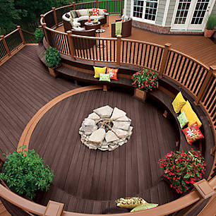 decking products materials deck boards trex