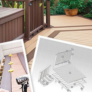 eco friendly diy deck. Use Trex\u0027s Planning Tools And Resources To Help Guide You Through The Deck Building Process Eco Friendly Diy
