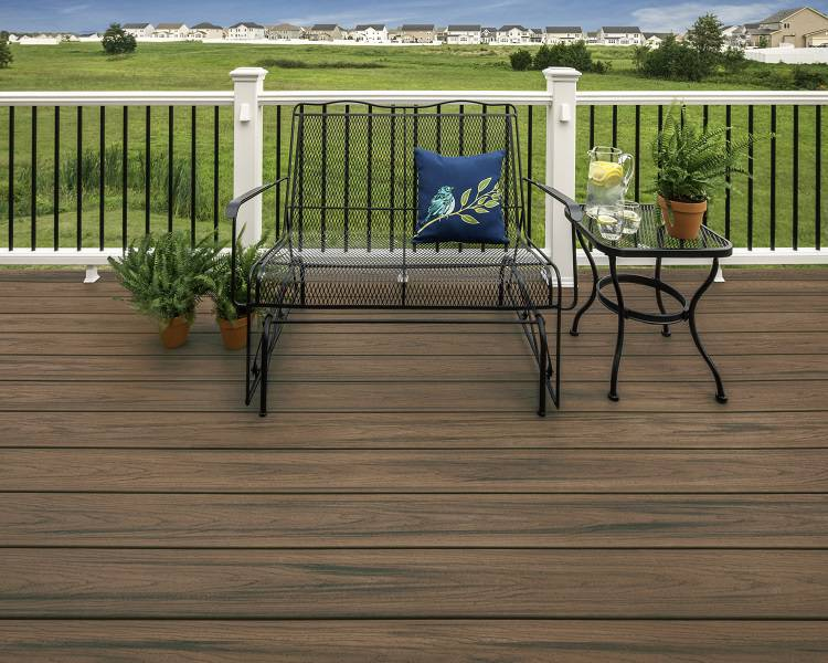 Toasted Sand Deck