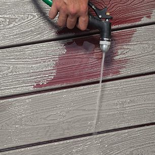 How To Clean Your Composite Decking Trex