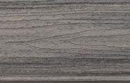 Échantillon de Corniche composite Trex Transcend style Island Mist