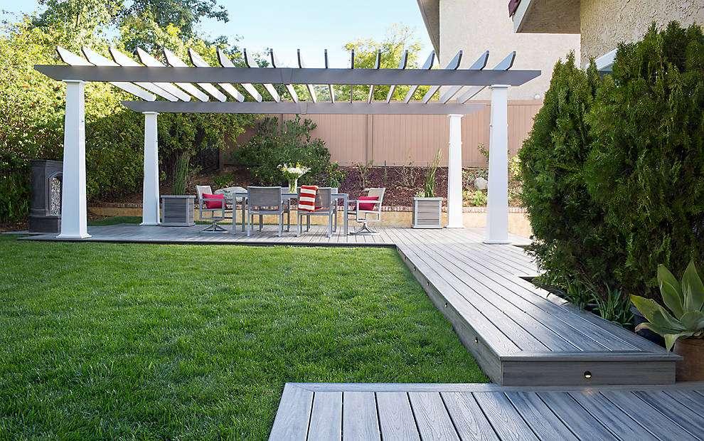 Trex Deck Ideas Deck Picture Gallery Trex