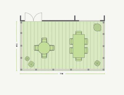 Deck Cost Calculator 2019 | Composite Deck Cost Estimator | Trex