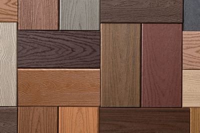 Trex Decking Colors >> Composite Decking Composite Deck Materials Trex