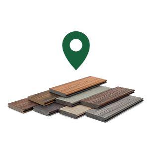 Trouvez un détaillant et commencez dès maintenant la construction de votre terrasse Trex.