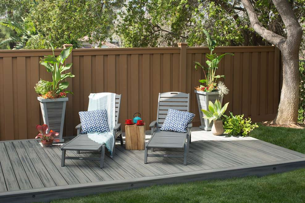 Garden Decking Ideas Designs For