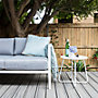 Picture of Trex Transcend® Composite Decking Sample in Island Mist