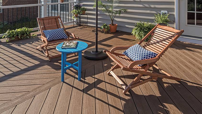 Decking Products | Materials & Deck Boards | Trex