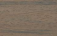 Échantillon de tissu Terrasse Trex Enhance (matériau) Coastal Bluff