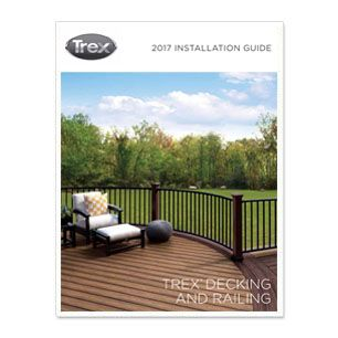 How to Install Composite Decking & Railing | Trex