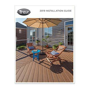 Decking Installation & How To Guides | Trex